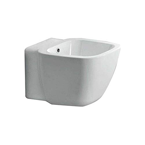 BIDET SOSPESO ONE LOTUS Sanitari Ceramica RAK Erogazione rubinetto