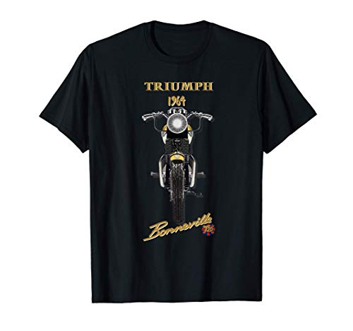 1964 Triumph Bonneville T20 Classic Bike Camiseta