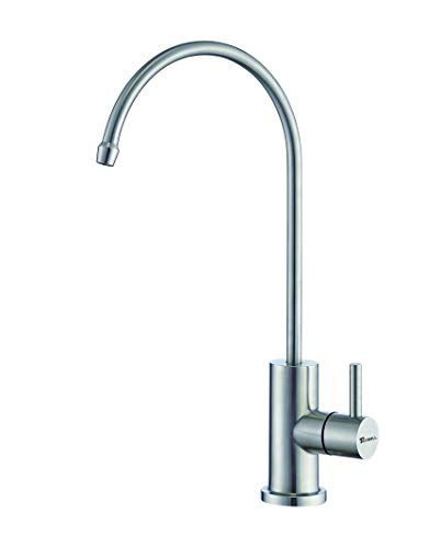 Great Deal! TRYWELL Kitchen Bar Filter Faucet, Lead-Free Drinking Water Beverage Faucet for Reverse ...