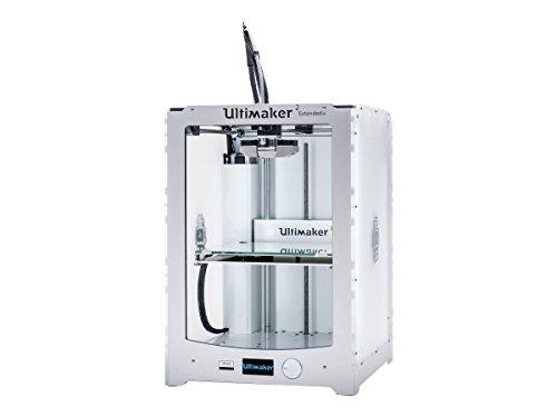 NUOVO ULTIMAKER UM2E+ 50 dBA, Swappable nozzle, 24 V, 9.2 A