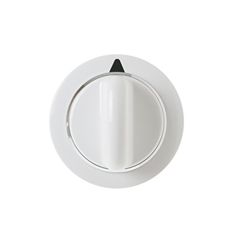 GE WE01X20374 Dryer Timer Knob, White