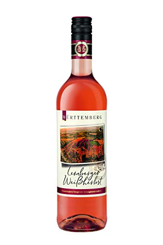 Württemberger Wein Lemberger Weißherbst QW halbtrocken (1 x 0.75 l)