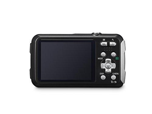 Panasonic LUMIX DMC-FT30EG-K Outdoor Kamera (16,1 Megapixel, 4x opt. Zoom, 2,6 Zoll LCD-Display, wasserdicht bis 8 m, 220 MB interne Speicher, USB, schwarz)