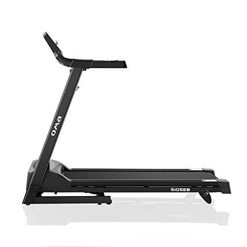 OMA Home Treadmills 5105EB 2020-Dark Black