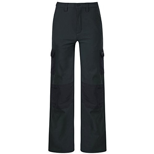 Regatta Junior Softshell-Hose – Trousers – Junior Softshell-Hose – Unisex Kinder XXXX-Large Marineblau
