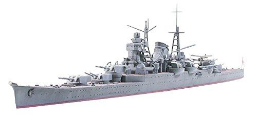 タミヤ 1/700 日本重巡洋艦 三隈 (みくま)