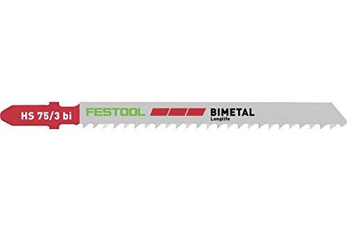 Festool 204336 Stichsägeblatt, mehrfarbig, Size