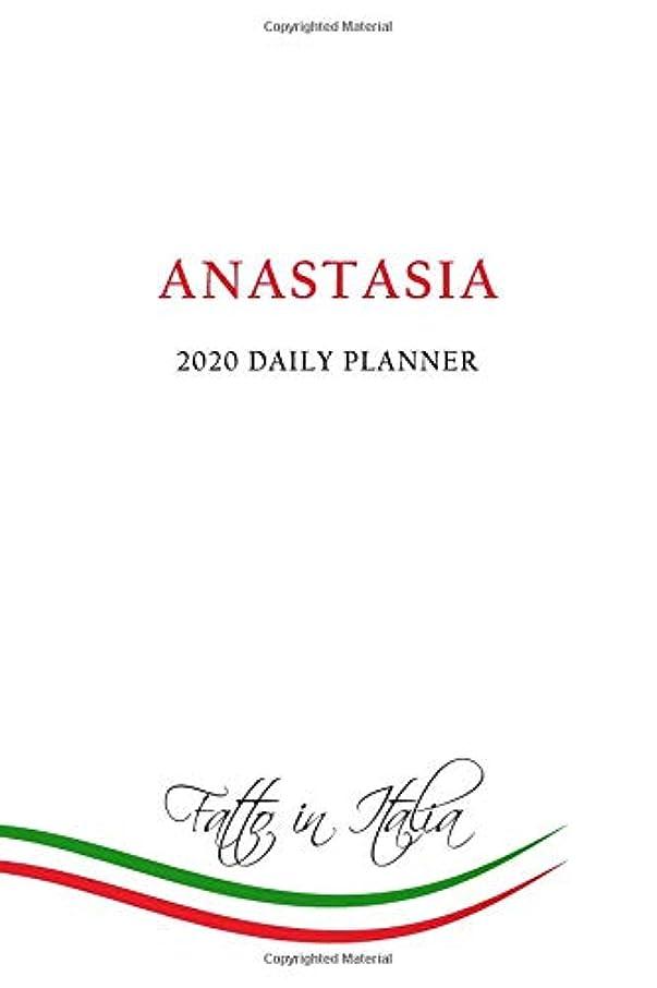 魅力的スノーケルクリップ2020 Daily Planner: Anastasia Family