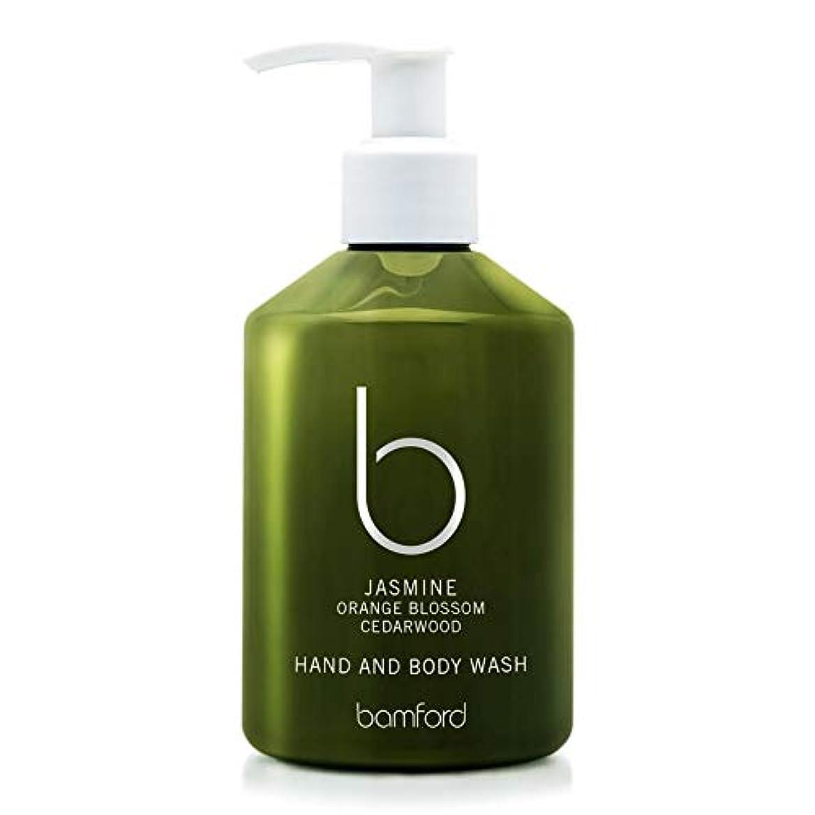 サークルジョブアクセス[Bamford ] バンフォードジャスミンの手とボディウォッシュ250ミリリットル - Bamford Jasmine Hand and Body Wash 250ml [並行輸入品]