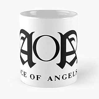 Aoa Ace Of Angels Logo Kpop - Best Gift Ceramic Coffee Mugs