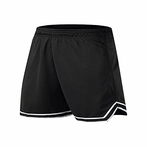 LDD Pantaloncini da Basket Fitness Running all'aperto respiro Traspirante Sudore Allentato Spiaggia Palestra Golf Tennis Sport Pantaloni Sportivi Plus Size