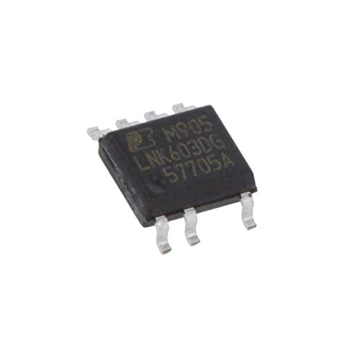 LNK603DG PMIC AC/DC switcher,SMPS controller Uin: 85-265V SO-8C POWER INTEGRATIO