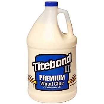 Titebond Franklin International 5005 II Premium Wood Glue, 1 Gal