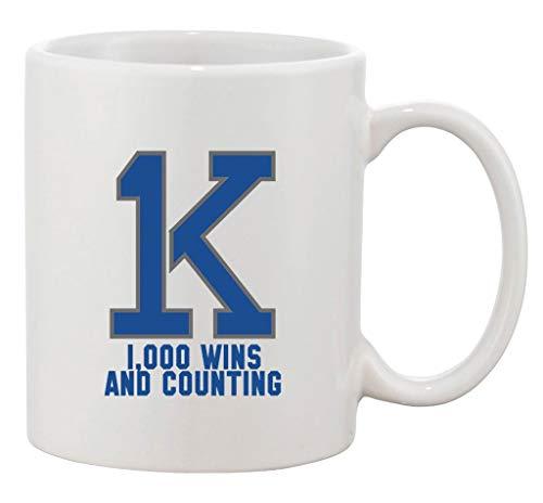 N\A Taza de café con Leche de cerámica DT de Deportes de Pelota de Baloncesto de 1K K y contando