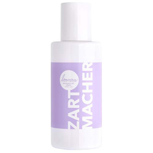 Loovara ZARTMACHER – Premium Massage-Öl I Mit wertvoller Arnika für eine wohltuende Entspannung - ideal für beanspruchte Haut I 100% vegan, natürlich & mikroplastikfrei I Made in Germany I 100 ml
