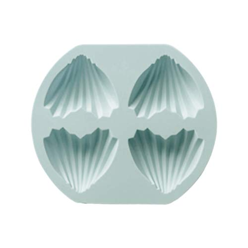 BEECM MouldSilicone 3D Heart-Shaped Shape Non-Stick Cake Cookie Chocolate Reusable Mould Ice Tray Mold Baking Tray