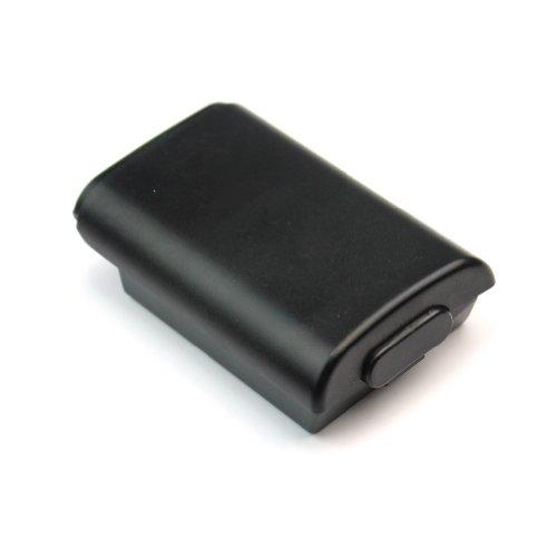 Generic Xbox 360 Controller-Batteriegehäuse, Schwarz