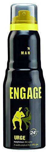 Desodorante Glamorous Hub Urge para hombre, 165ml / 110ml