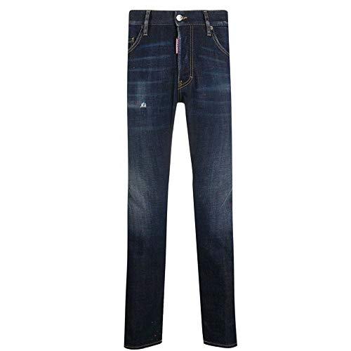 Dsquared 2 Skater Jeans Gr. 30 W/30 L, blau