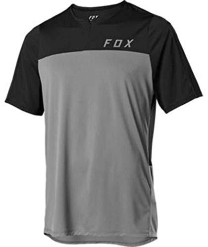 Fox Racing Flexair Zip SS Jersey M