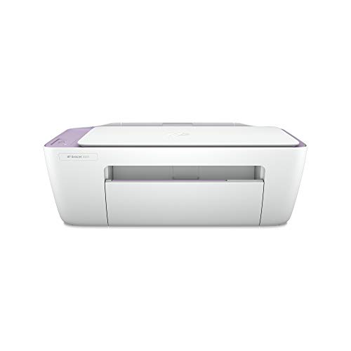 HP Deskjet 2331 Colour Printer, Scanner and Copier for Home/Small Office,Compact Size, Reliable, and Affordable Printing,Easy Set-up Through HP Smart App on Your PC Connected Through USB