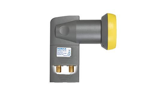 Humax LNB 122 Gold Twin Universal LNB
