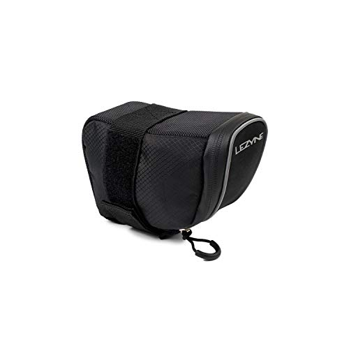 Lezyne Micro Caddy Saddle Bag (Medium, Black)