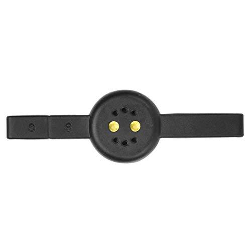 MERIGLARE Secador Profesional De Uñas con Lámpara De Curado De Uñas UV Profesional para Esmalte De Gel para Ojos De Gato - Negro, 13.5 x 5.4 x 2.3cm