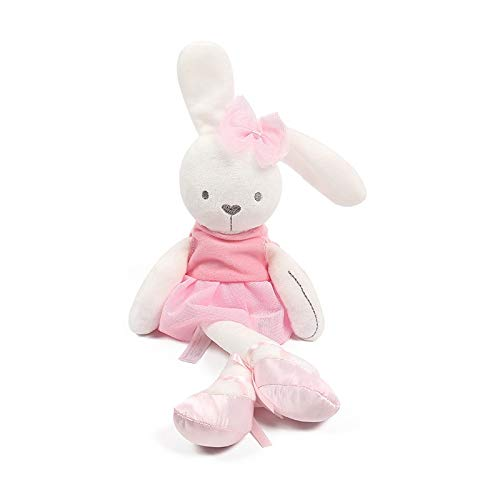 Peluche Juguete Lindo Conejo De Peluche De Juguete para Niños Rabbit Sleeping Partner Peluche Y Peluches Color Aleatorio