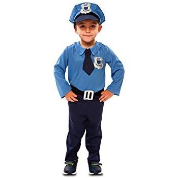Disfraz de Policía Local para bebé: Amazon.es: Juguetes y juegos