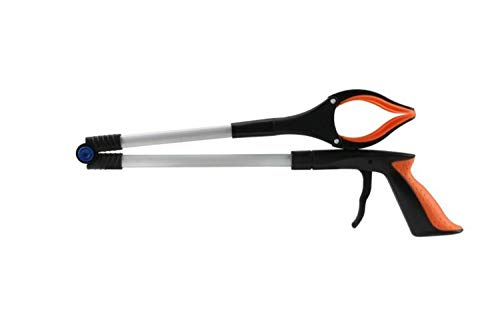 Folding Reacher Grabber