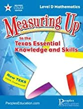 Measuring Up to the Texas Essential Knowledge and Skills, Level E Mathematics, Revised STAAR Edition (2015)