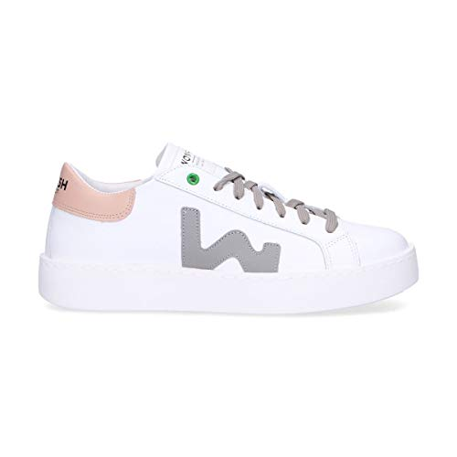 WOMSH Luxury Fashion Donna C190904 Bianco Sneakers | Stagione Outlet