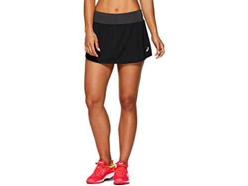 ASICS - Falda de entrenamiento para mujer -  Negro -  Large