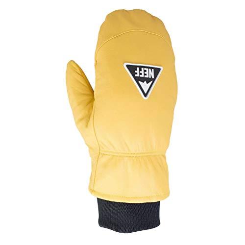 Neff Herren work mitt Handschuhe für spezielle Anlässe, hautfarben, Mittel