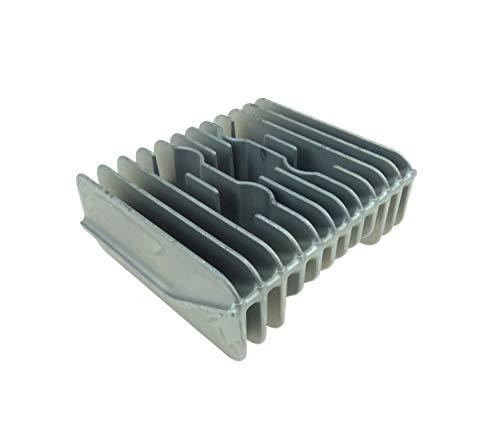 Tuningzylinderkopf Ø48,00mm - 80ccm - konstruiert für Zylinder S80 - MZA: 12800