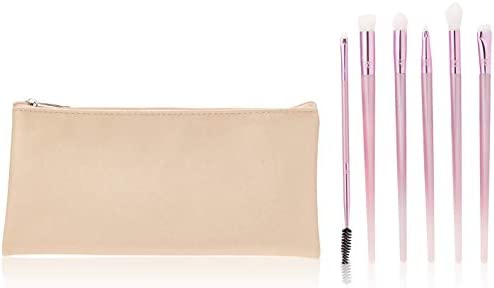 Real Techniques Techniques Cashmere Dreams Eye Fantasy Makeup Brush Set with Case product image