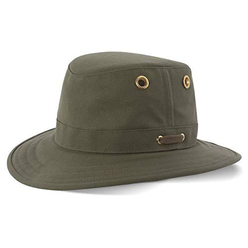 Tilley T5 Sombrero de pato de algodón unisex - marr�n - 7 7/8