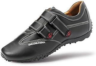 [Duca del Cosma] デュカデルコスマ 日本正規品 ゴルフシューズ メンズ 245 ブラック(BK)