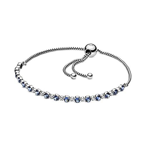 Pandora Mujer plata Cadena pulsera 598517C01-1