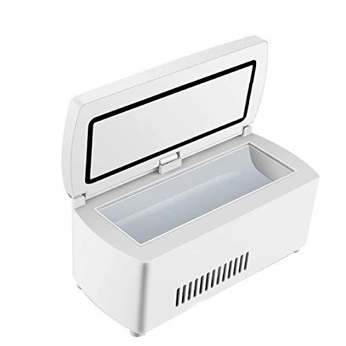 TWW Boîte De Stockage Au Froid Portable 2-8 Degrés Boîte De Stockage Au Froid Mobile en Plein Air Portable Contrôle De La Température Intelligent en Charge avec Batterie