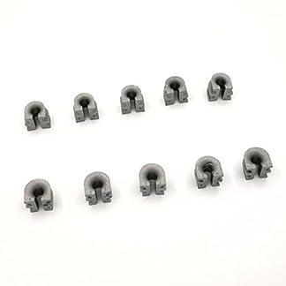 10 piezas con funda de ajuste STIHL 25-2 252 30 – 2 302 40 – 2 402 40 – 4 404 cabezal de corte Autocut Recortadora OEM NO. 4002 713 8301