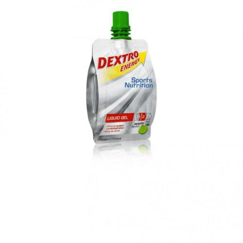 Dextro Energy Sports Nutrition Liquid Gel - 60ml, Geschmack:Apfel