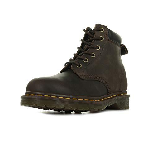 Dr. Martens Unisex 939 Ben Boot Stiefeletten, Braun Gaucho Crazyhorse 207, 44