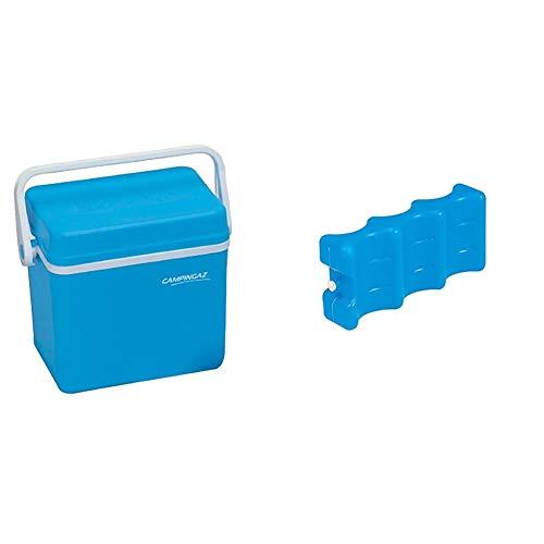 Campingaz 30060 Nevera Rígida, Azul, 10 l + Acumulador Frio, Azul, 22 x 10.50 x 5 cm