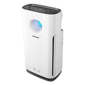 Philips, purificatore d'aria AC3256/30, con filtro anti-allergeni Nanoprotect S3