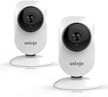 Uniojo 1080P Home Surveillance IP Camera with Alexa