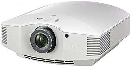 Sony VPL-HW65ES Full HD 3D SXRD Home Theater Projector (White) VPL-HW65ESW