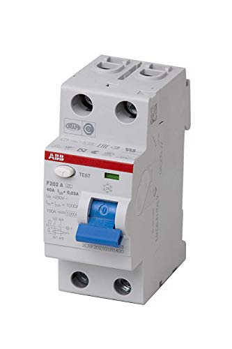 ABB F202 A 40A 30MA INTERR.DIFFERENZ. PURO 2P