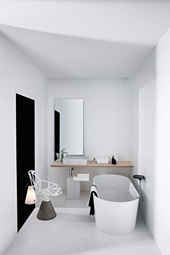 Laufen VAL Waschtisch-Schale, ohne Hahnloch, mit Überlauf, US geschl. 550x360, Farbe: Weiß mit LCC